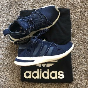 Adidas Women's Arkyn Boost Primeknit  'Dark Blue'